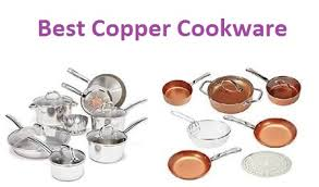 Saucepan Size Chart Top 15 Best Copper Cookware In 2019 Complete Guide