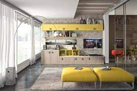 30 modern living room wall units with