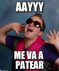Aayyy - Gay Guy Gabe meme on Memegen via Relatably.com