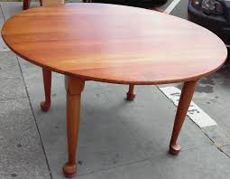 sold stickley vintage 4 1 2 cherry dining table with 3 leaves 195