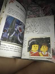 Lego ninjago book in ME5 Chatham for £2.00 for sale