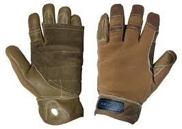 picture of 925 yates tactical rappel fast rope gloves