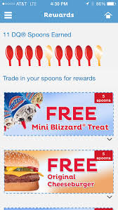 dairy queen s mydq app is curly operating in colorado and surrounding metropolitan areas much to the delight of blizzard in the region