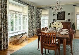 Dining Room Bay Window Curtain Ideas Best Of Bay Window Curtains Ideas For  Privacy And Beauty