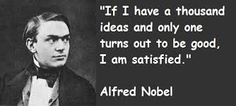 Image result for alfred nobel