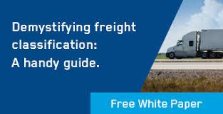 Freight Class Density Calculator Shipping Class Codes List
