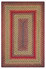 lake house rugs cider barn red jute braided rug