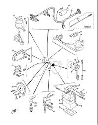 yamaha dt 360 magneto wiring diagram questions answers diagram of the 3 coils and condenser wiring on a 1971 dt 250 i have 1 green 1green red 2 blacks 1 yellow 1 white what wires do i need to run engine only