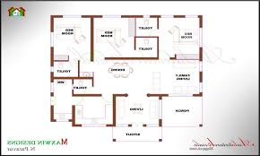 Small 4 Bedroom House Plans 4 Bedroom 3 Bath House Plans Autocad House Plan Autocad House Plan