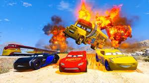 12 48 cars 3 miss fritter and friends lightning mcqueen jackson storm cruz ramirez disney pixar cars