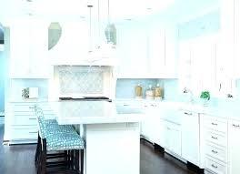 white lantern tile backsplash green arabesque mini light blue turquoise mint