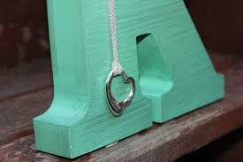 elsa peretti large size open heart charm