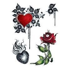Temná Srdce A Růže