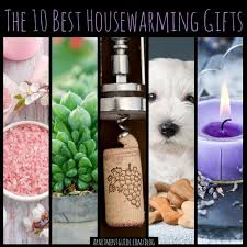 Don't go to a housewarming party empty handed! Take a look at these