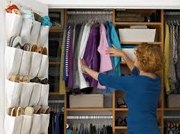 Master Bedroom Closet Organization Making The Most Of A Master Closet Hgtv