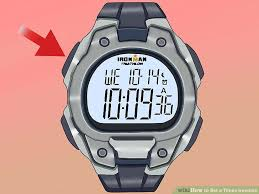 how to set time on timex watch setting the digital clock image titled set a timex