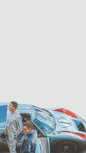 American car designer carroll shelby and driver ken miles battle corporate interference and the laws of physics to build a revolutionary race car for ford in order to defeat ferrari at the 24 hours of le mans in 1966. Ford V Ferrari Movie Wallpapers Wallpaper Cave