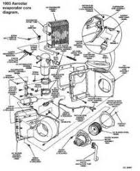 similiar 2004 ford explorer hvac diagram keywords 2004 ford explorer engine diagram replace an air conditioner