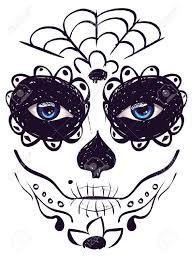 Tetes De Mort Mexicaine Femme Tte De Mort Mexicaine Au Mexique
