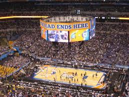 Lucas Oil Stadium Section 609 Basketball Seating