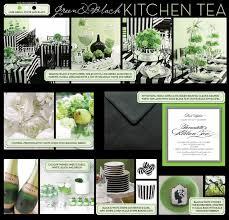 Kitchen Tea Theme A T E L I E R D Mood Board For Bernadettes Kitchen Tea