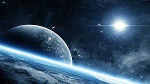 Wallpaper planet, galaxy, stars, 4k ...