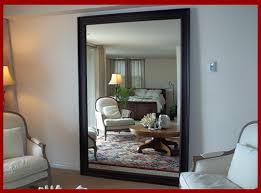 custom framed wall mirrors any size