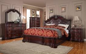Queen Size Bedroom Furniture Sets On King Size Bedroom Sets King Size 5pc Carson 1394 Bedroom Set