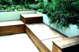 modern outdoor storage bench wood storage bench outdoor patio storage benches marvelous outside storage bench wooden