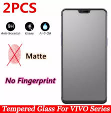 <b>9H Clear Matte Frosted</b> Full Cover Tempered Glass Screen ...