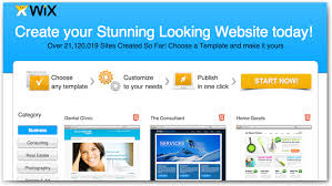I Want To Build A Website For Free Wice Sn091 Creating A Website Using A Free Website Builder