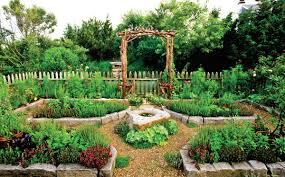 Kitchen Gardener Magazine Kitchen Garden Creation