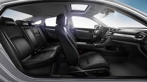 not to mention the suite of standard safety features that come with every civic sedan