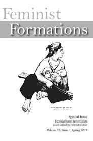 Cover Art Feminist Formations