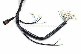 new genuine honda main wire harness 69 71 cb750k cb 750 four new genuine honda main wire harness 69 71 cb750k cb 750 four engine wiring