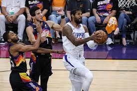 Clippers vs. Phoenix Suns in NBA ...