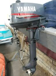 5hp yamaha outboard motor