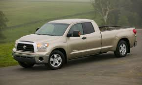 See what power, features, and amenities you'll get for the money. 2009 Toyota Tundra Double Cab 003 Toyota Usa Newsroom