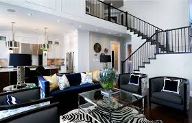 eye catching zebra cowhide rug at print off white imports
