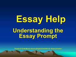 response to literature graphic essay organizers