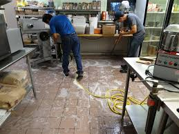 Restaurant Kitchen Flooring Options Kitchen Small Kitchen Before After White Glass Subway Tile