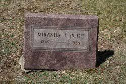Miranda Ida Weaver Pugh (1869-1938) - Find A Grave Memorial