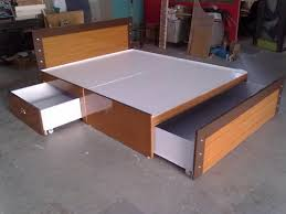 Innovative Decoration Furniture Design Wondrous Carpenter Work Bed  Architect Interior