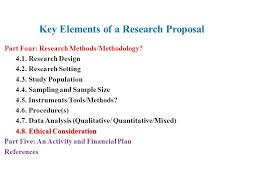 Examples of research proposals for dissertations