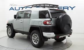 2012 Toyota FJ Cruiser 4WD - Quality Pre-Owned Vehicles