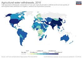 Water Use And Stress Our World In Data