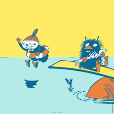 OURSEA with free Moomin wallpapers - Moomin