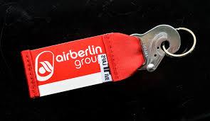 Lauda Air Schlüsselanhänger by FlapsFive original Safety Card & Gurtband !  nozztra.com