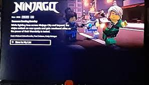 ALERT! Seasons 11, 12, and 13 of Ninjago are coming to U.S Netflix on  Sunday! : Ninjago