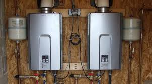 electric on demand water heaters